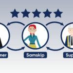 MySamskip - Samskip Customer Portal animation